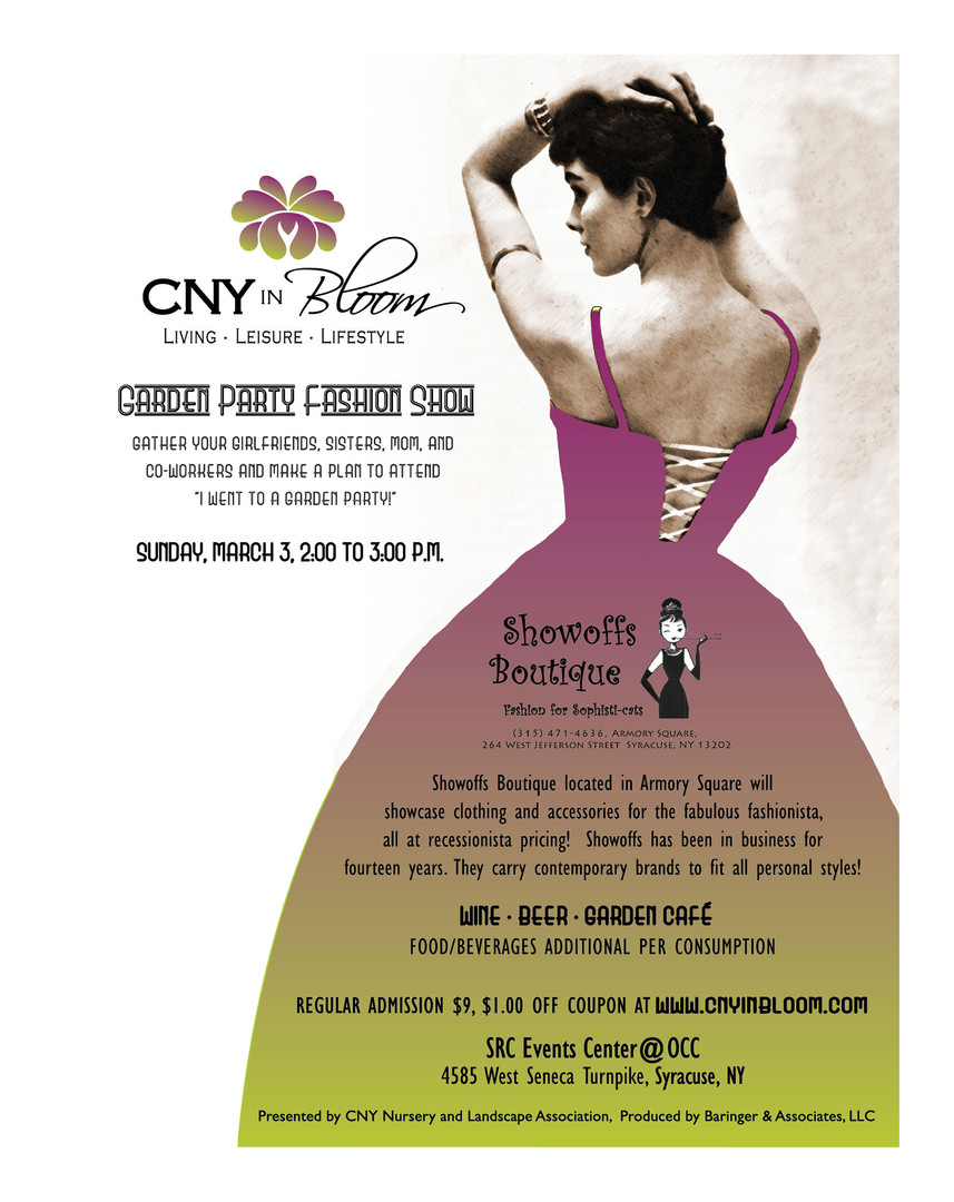 CNY in BLOOM FLYER