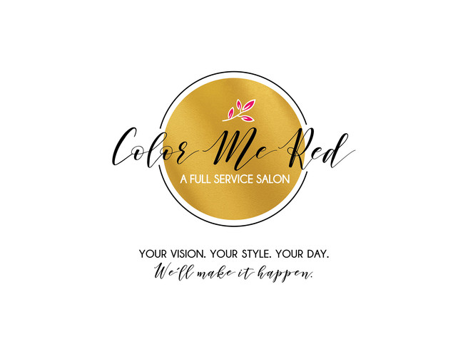 COLOR ME RED LOGO