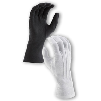 COTTON LONG WRIST GLOVE