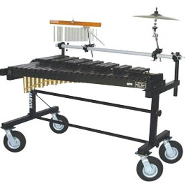 JARVIS MALLET MOVER W/PERCUSSION RACK