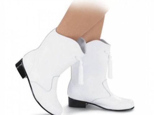 LEATHER MAJORETTE BOOT