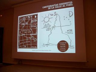 Cartografías disidentes. De la Calle al Pixel