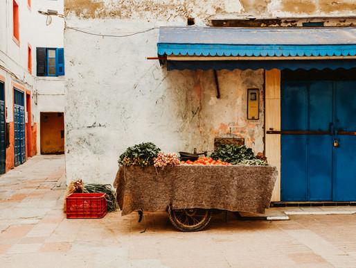 Ein Land, zwei Schwestern, Marokko