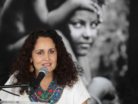SUSANA HARP, UNA POLÍTICA CON CAUSA #MEXICOSINPLAGIO