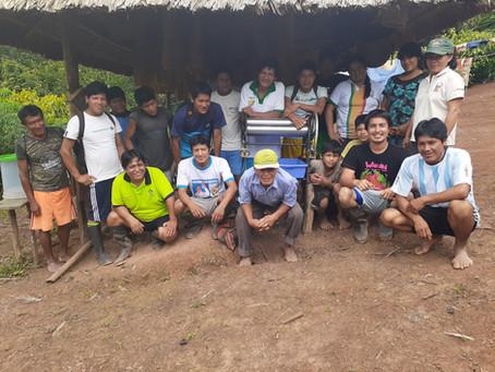 EVEA , ENSEÑANZA Y APRENDIZAJE : MARCANDO LA DIFERENCIA DESDE LA AMAZONIA EN EL MUNDO DE LA MODA
