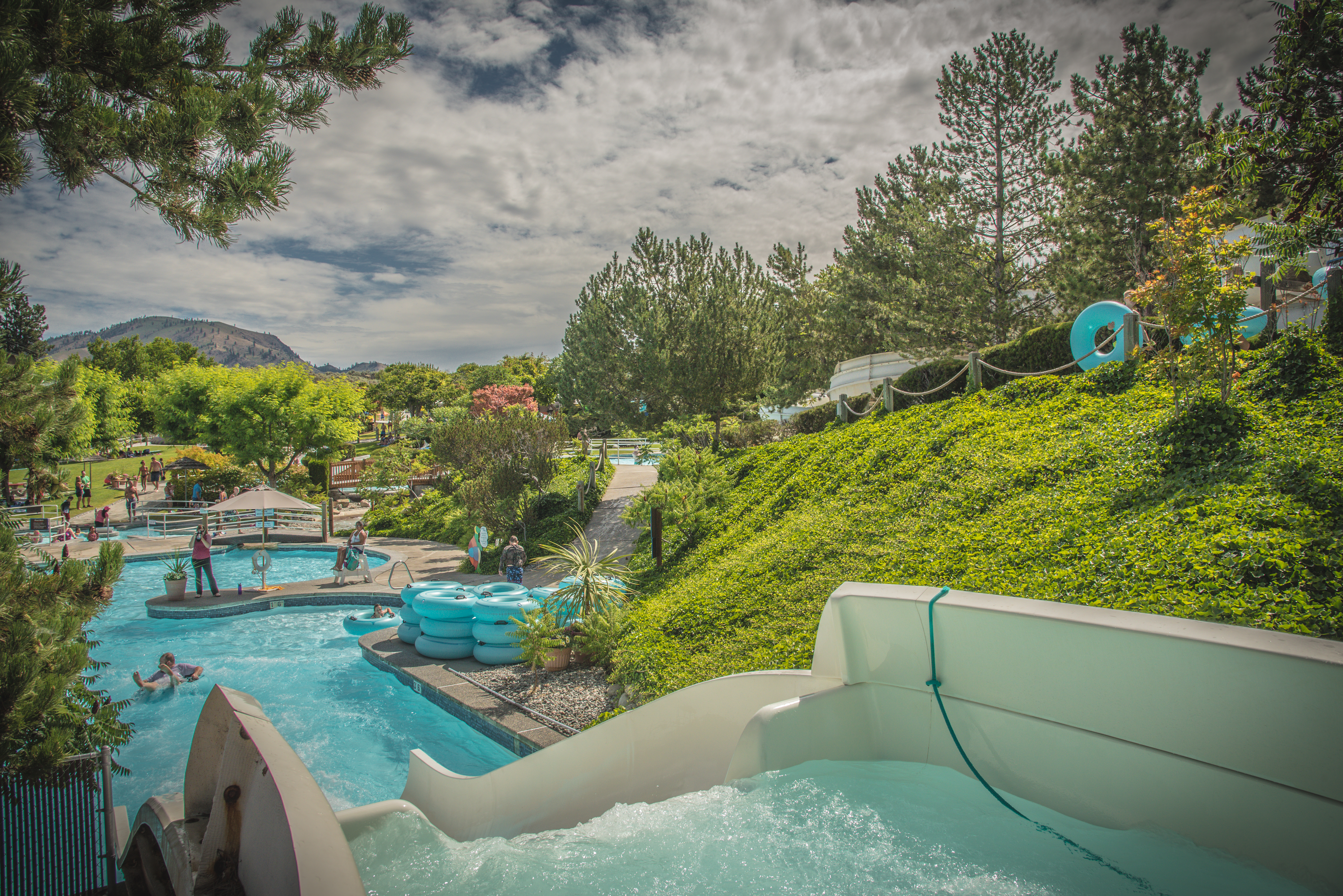 Tickets for Slidewaters Lake Chelan
