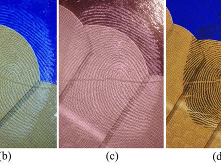 UV/IR Photography and Cyanoacrylate Fumed Semi-Porous Evidence