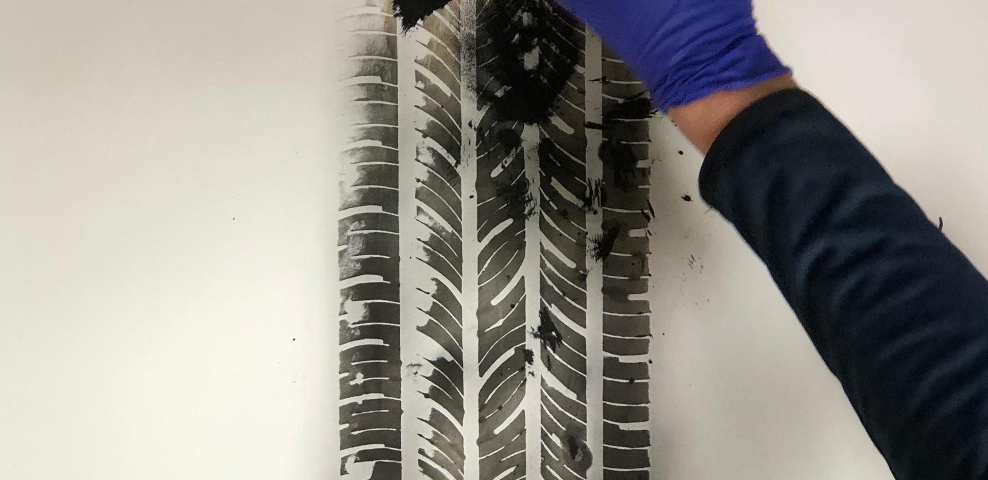 Tire Impression
