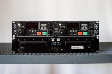 Comprar Denon DM-2000F MK3 Segunda Mano