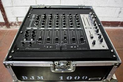 Pioneer DJM 1000 segunda mano
