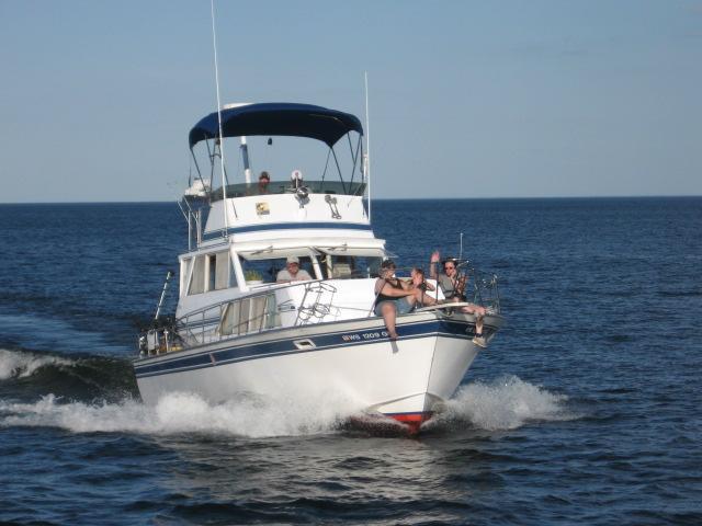 Fishing charters duluth duluth charter fishing lake superior for Lake superior charter fishing