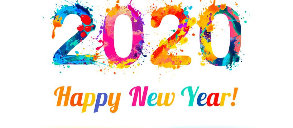 2020 - Harmonize Your Year