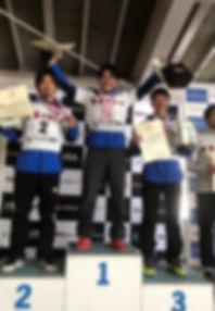 鈴木湧也選手全日本選手権優勝!