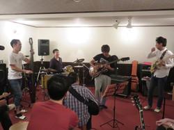 ジャズギター合宿