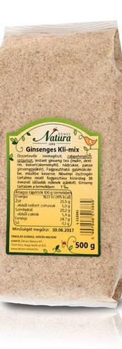 Ginsenges kli-mix 500 g
