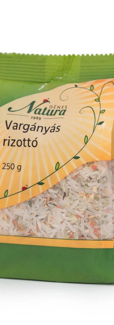 Vargányás rizottó 250 g