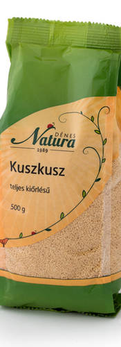 Kuszkusz - teljes kiőrlésű 500 g