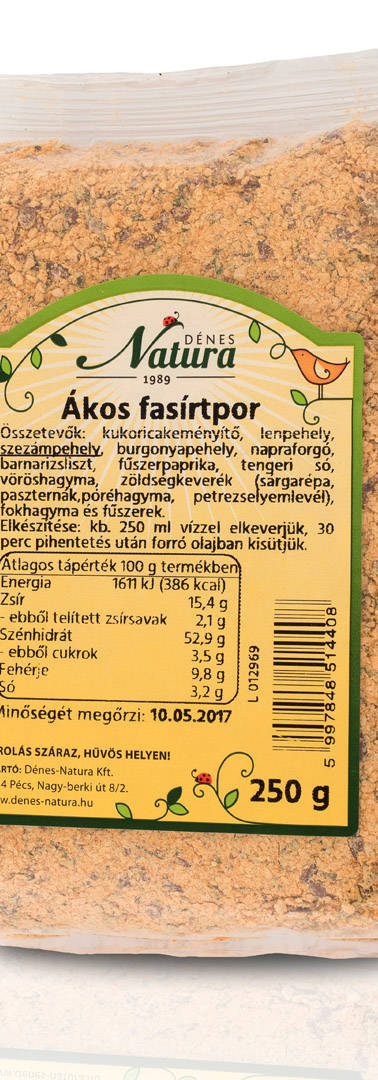 Ákos fasírtpor 250 g