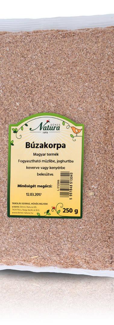 Búzakorpa 250 g