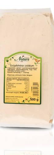Szójafehérje izolátum 500 g