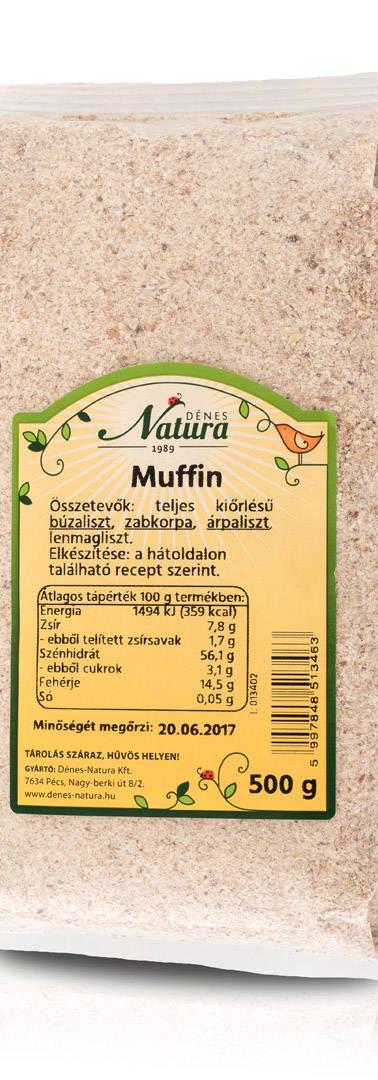 Muffin 500 g