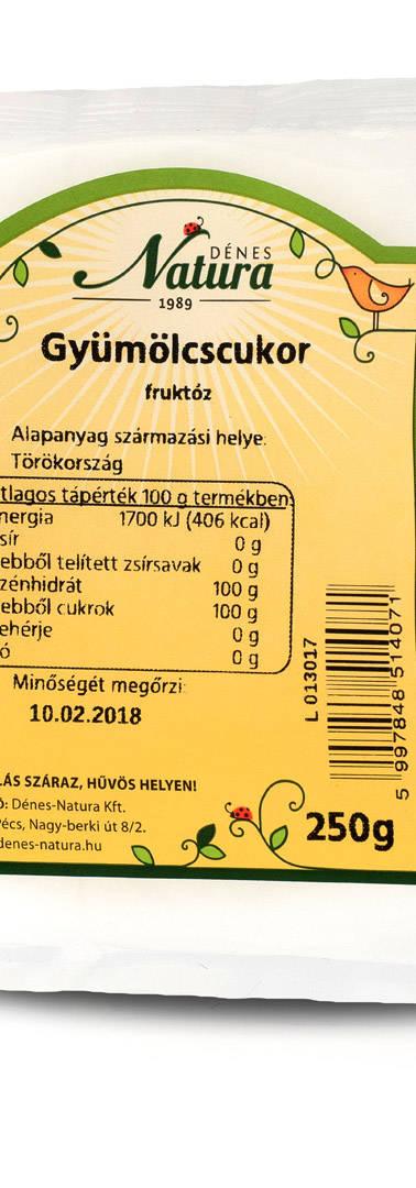 Gyümölcscukor 250 g