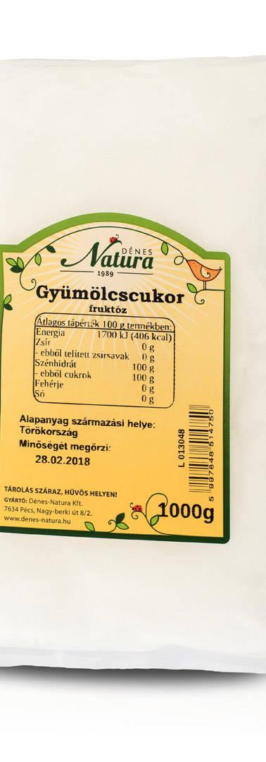 Gyümölcscukor 1000 g
