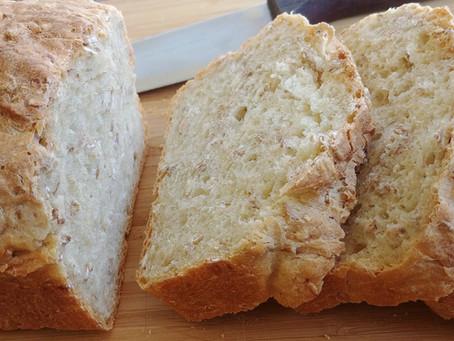Pehelykeverékes kenyér
