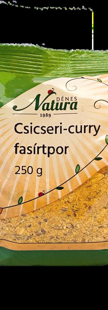 csicseri-curry fasírtpor