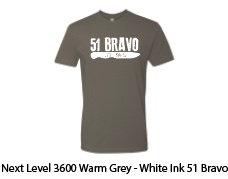 51 Bravo T shirt 2XL