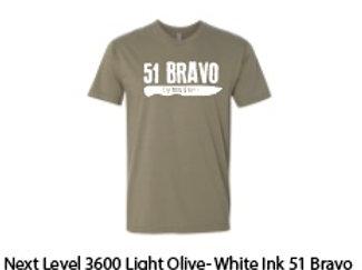 51 Bravo t shirt