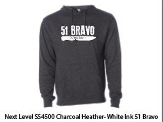 51 Bravo Hoodie