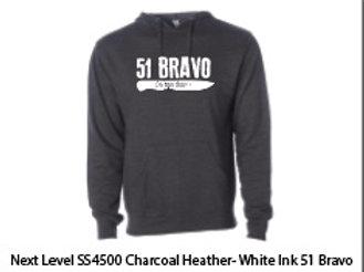 51 Bravo Hoodie 2XL