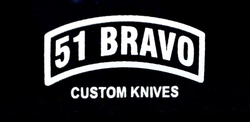 51Bravo Sticker