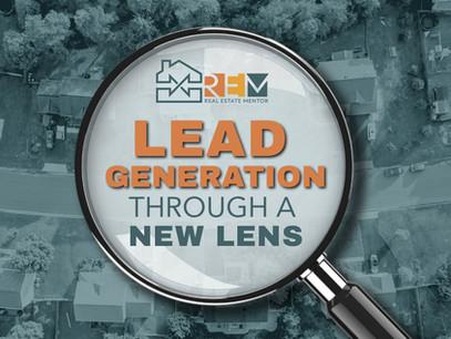 Lead Generation Through a New Lens