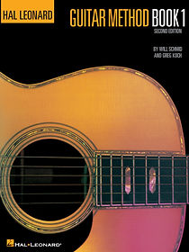 Hal Leonard Guitar Method Book 1 - Image