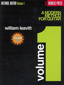 A Modern Method for Guitar, Volume 1 - I