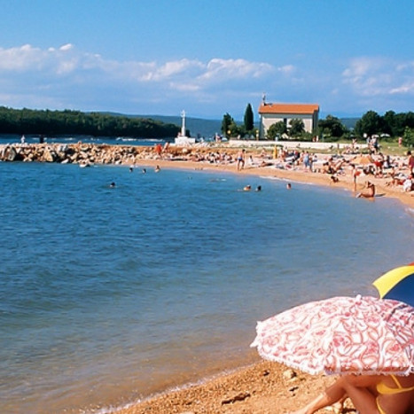 Plaže in zalivi
