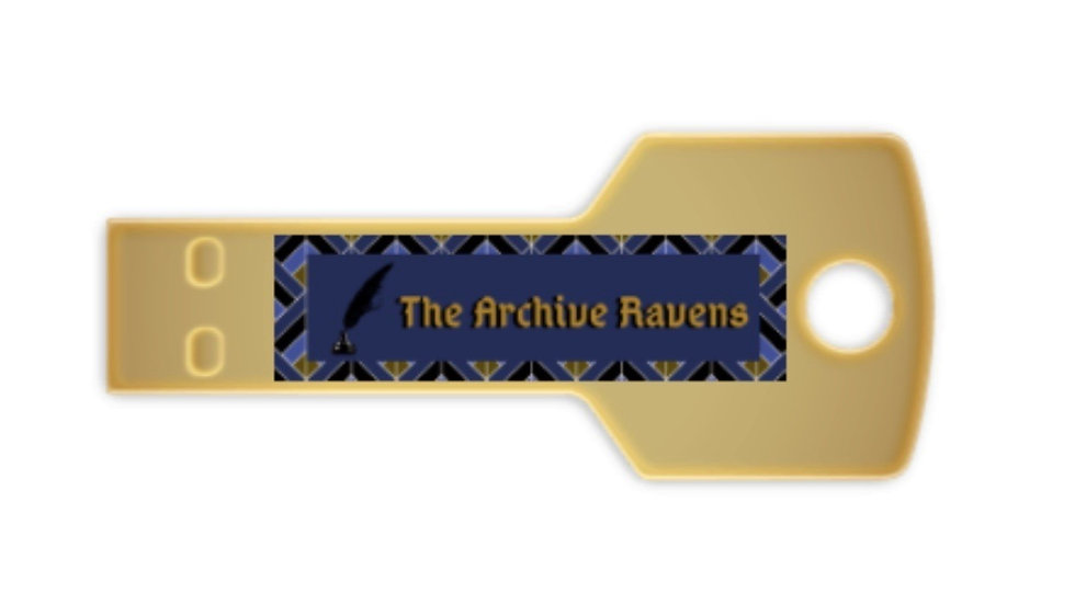 Archive Ravens Music Key (USB)