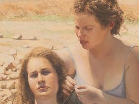 Sisters, detail