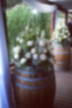 Bloomin Bridgetown Wedding Arrangements