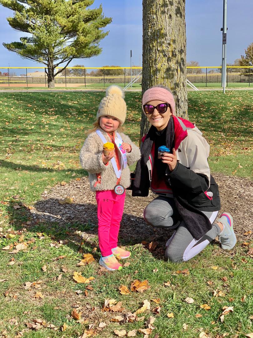 Cupcake 5k & Kids' 100m