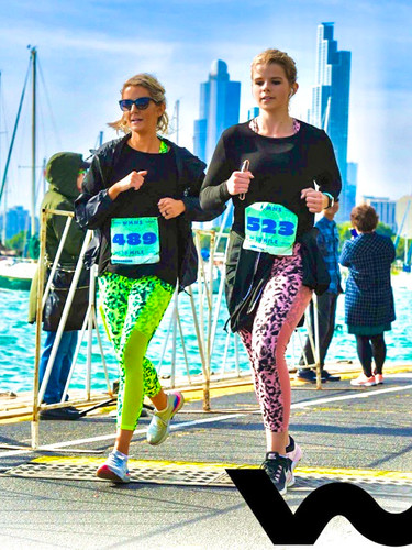 Chicago Women's 10 Mile