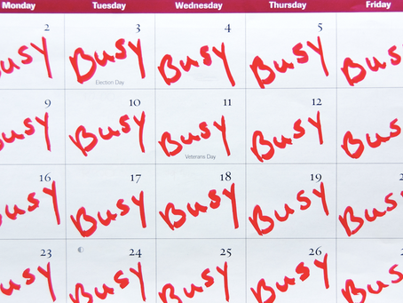 5 Tips for Balancing a Busy Lifestyle