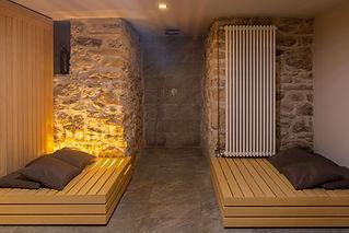 La Posteria Sauna