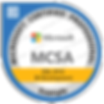 MCSA SQL 2016 BI Development