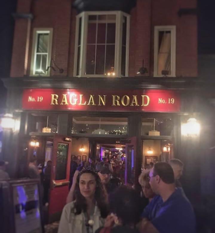 Raglan Road Irish Pub Disney Springs Orlando Florida