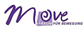 Logo MOVE raum für bewegung