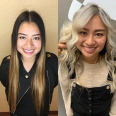 Asian Blonding