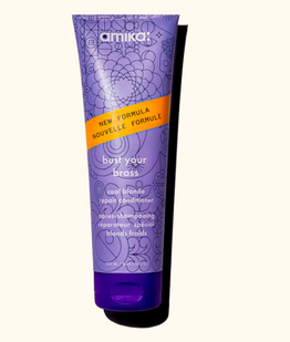 Bust Your Brass Cool Blonde Conditioner - Amika